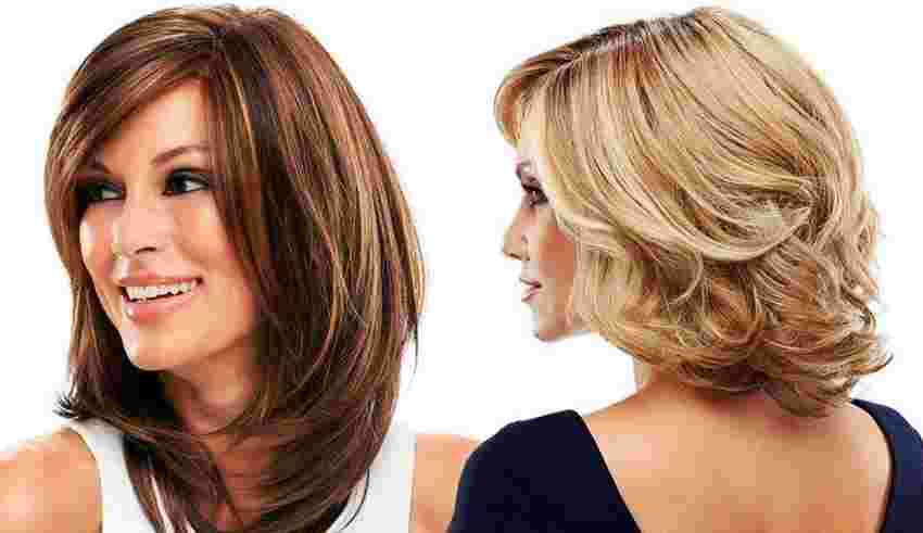 Medium Hairstyles for Older Women – Haircuts for Women Over 50 with ...
