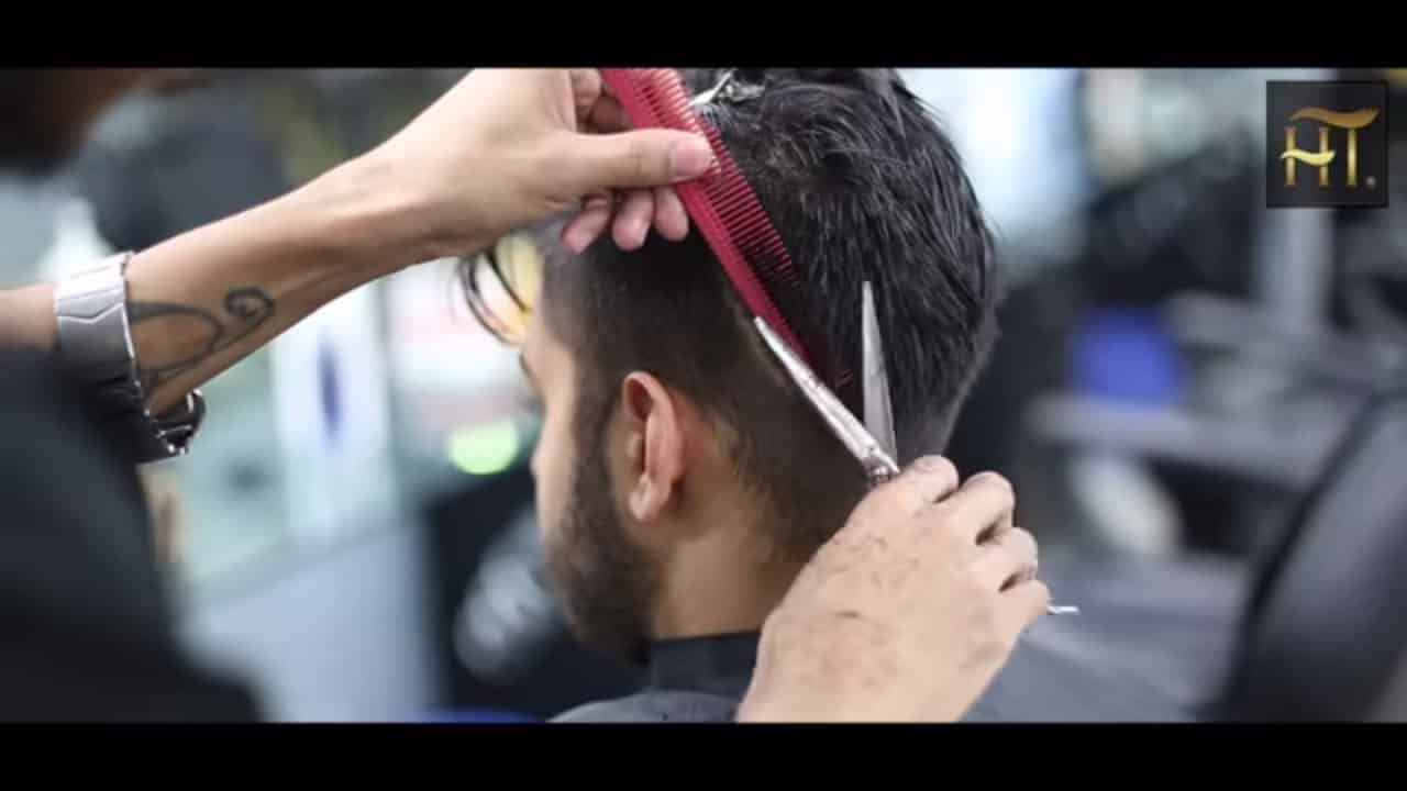 Men's Hairstyle 2018 | Cool Quiff Hairstyle | Short Hairstyles for Men || Jawed Habib || 12