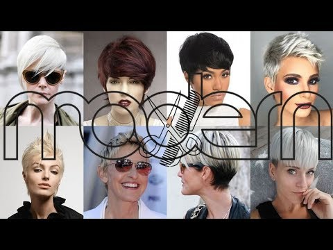 Most Modern Hairstyles for Short Haircuts 13