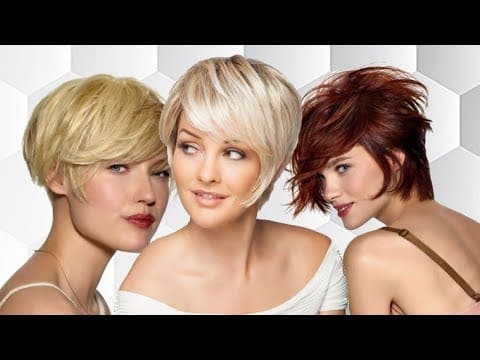 New Trendy Very Short Hair and Pixie Short Haircuts for Ladies 11