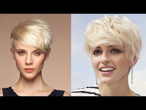 The Latest Short Haircuts for 2018 | Pixie and Bob Hairstyles 17