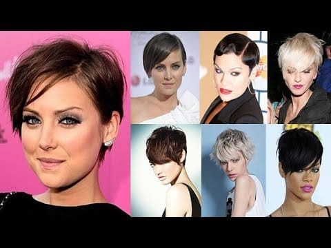 The Newest Pixie Short Hair Ideas for Women & 2018 Modern Short Haircut Designs 2