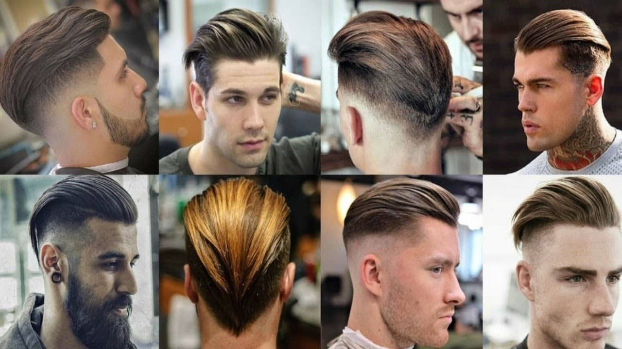 Top 10 Best Mens Hairstyles 2018 | Stylish Haircuts For Guys 2018 3