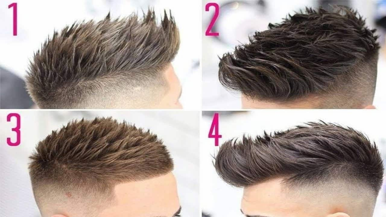 Top 20 Amazing Hairstyles For Men 2018 | Most Newest And Top Haircuts For Guys 2018 12
