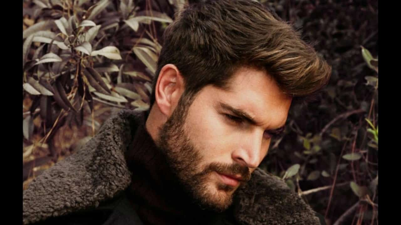 Top 5 Sexiest Male Model Hairstyles 2018 - Male Models Amazing Hairstyles | Men's Trending Hairstyle 11