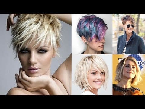 30+ Layered Haircuts for Pixie Short Hair | Short Hairstyles and Haircuts 2018 - 2019 14