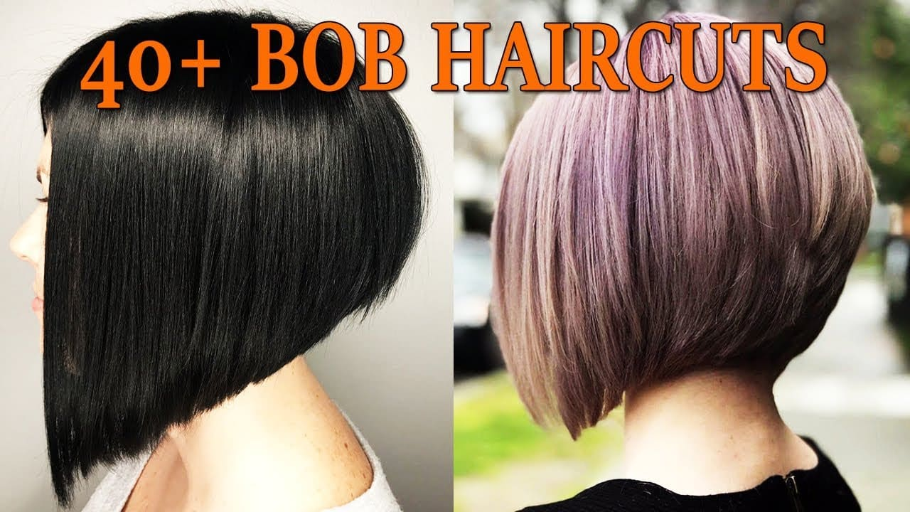 40+ Bob Hairstyles for 2018 - Salon Bob Haircuts for Women - Vidal Sassoon Haircut 2018 3