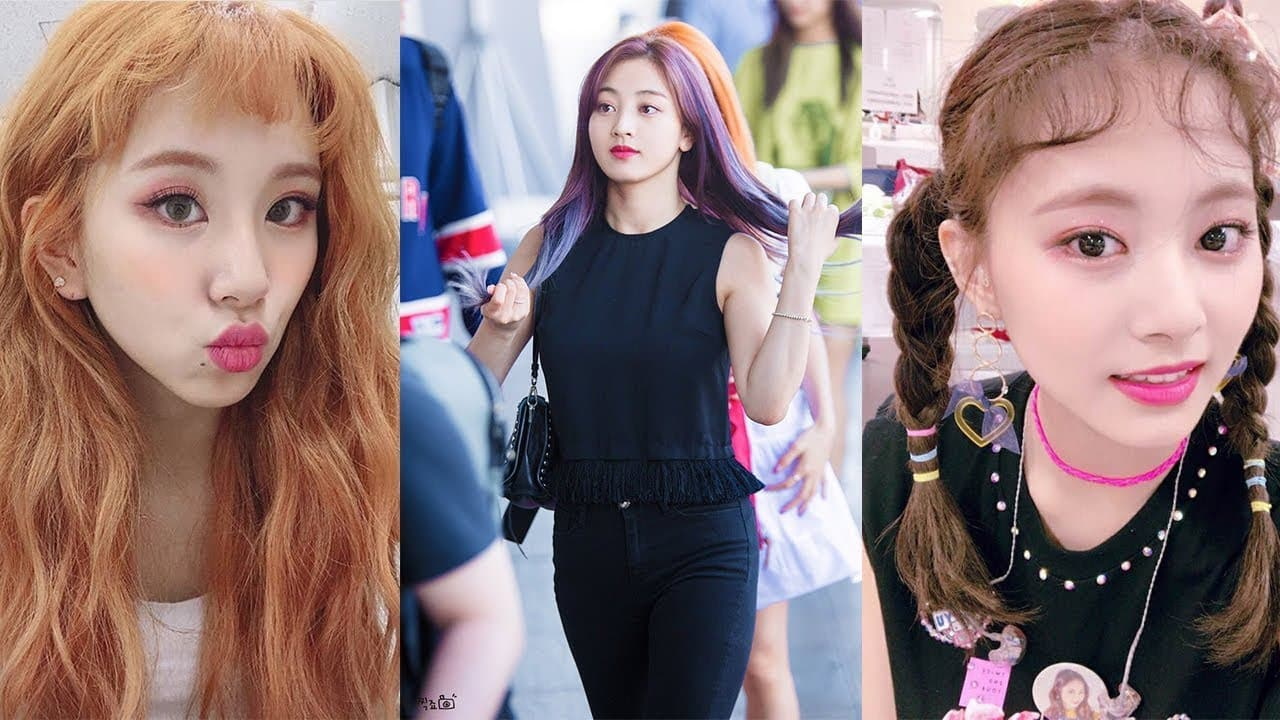 Changing their hairstyles and makeup, TWICE members are ready to change to a new concept? 3