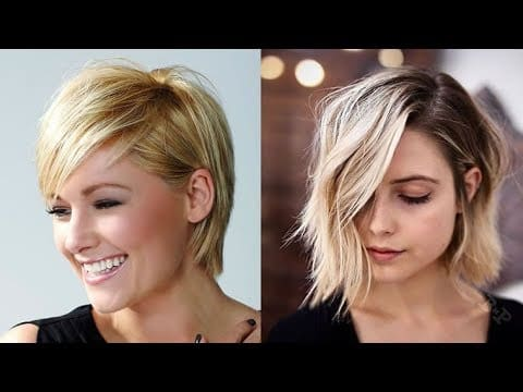 Layered Haircuts for Short Hair 2018 14