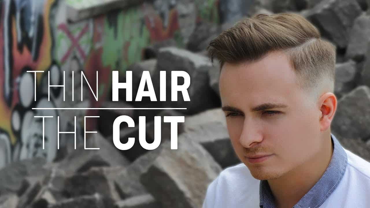 Modern Hairstyle for Thin Hair | Best Men's Inspiration 3
