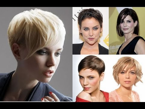 Short Haircuts 2019 : 30 Easy Pixie and Bob Hairstyles for Short Hair 11