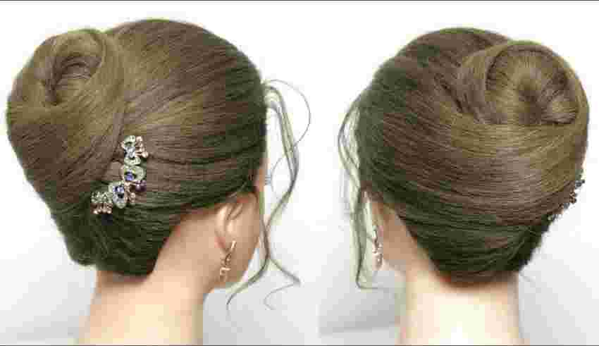 Significant Simple Juda Styles For Long Hair Hairdos For Long