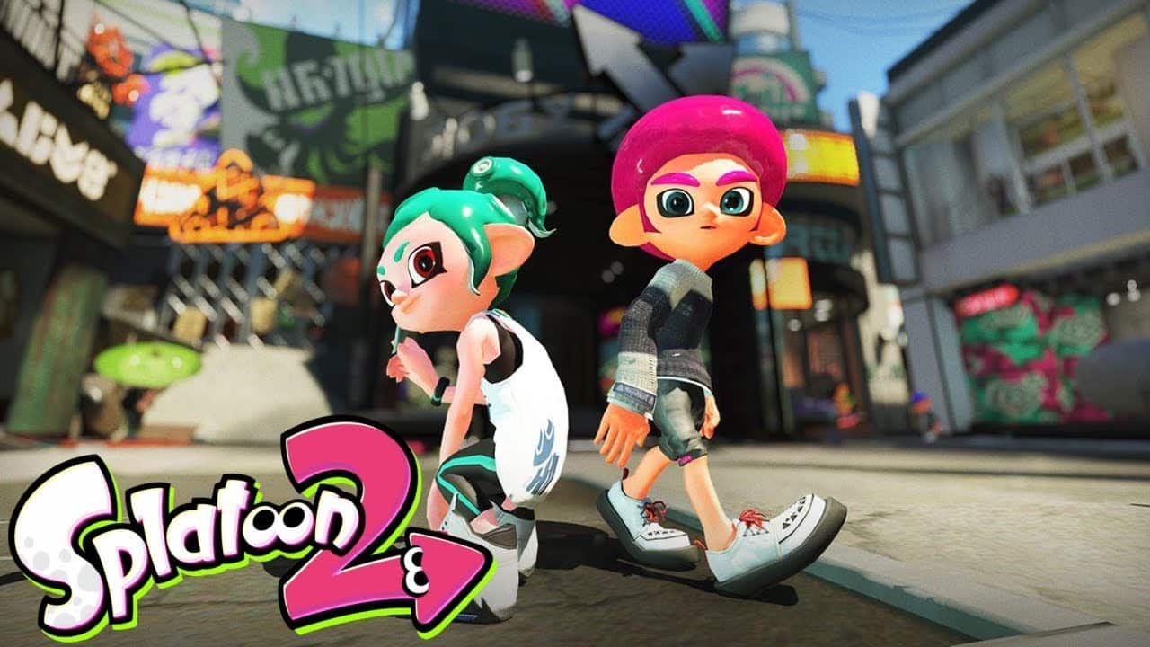 Splatoon 2 NEW Octoling Hairstyles Revealed! 13