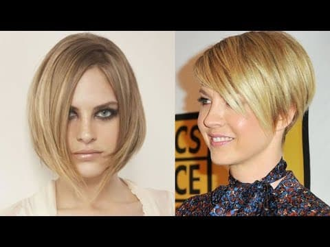 Summer Hair 2018 - Short + Pixie + Bob Haircuts 10