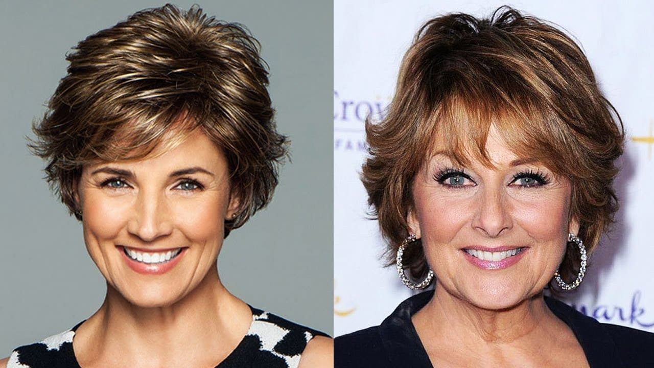 The 50 Best Hairstyles for Women Over 50 - Hairstyles and Haircuts for Older Women 14