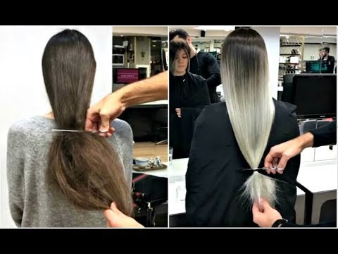 BEFORE & AFTER Haircut Transformations! 11