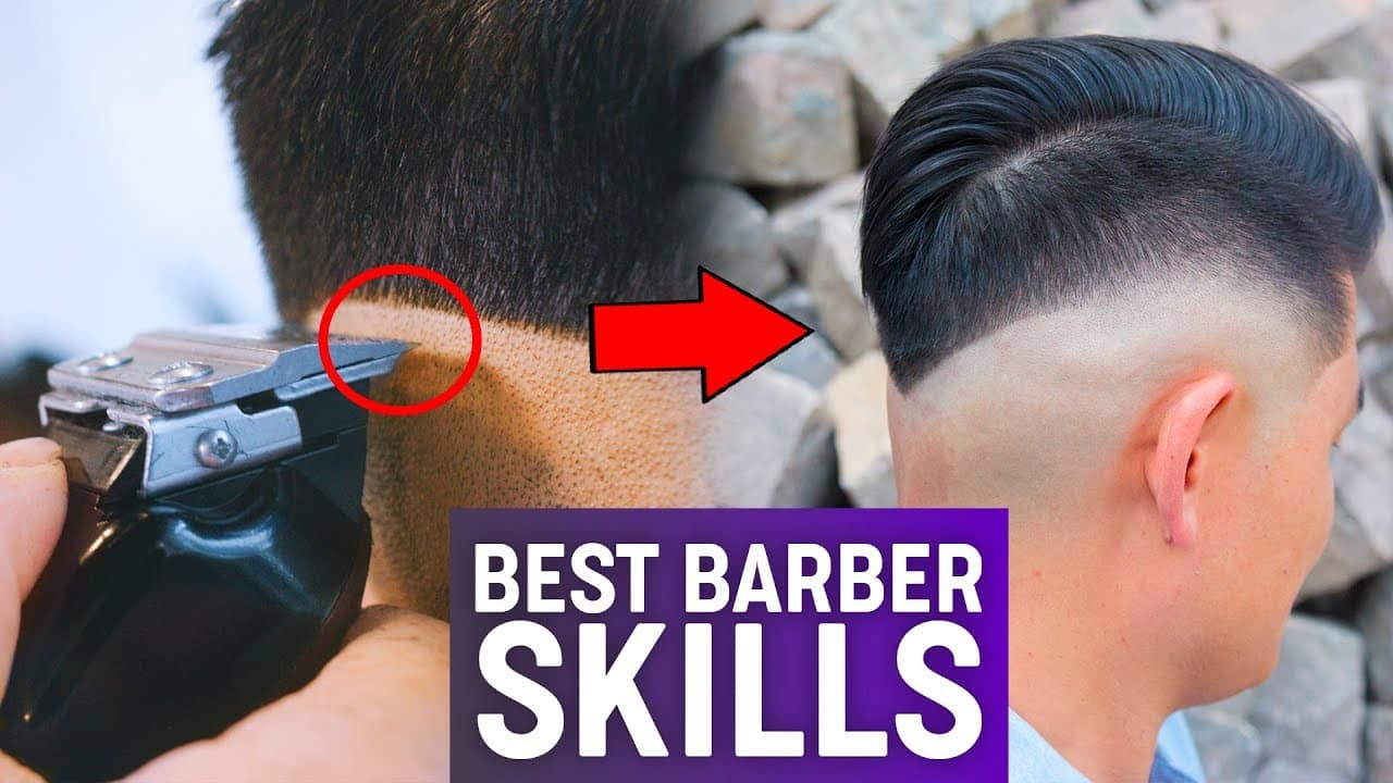 Best Barber Skills 2018 | Men's Hairstyle Inspiration 10
