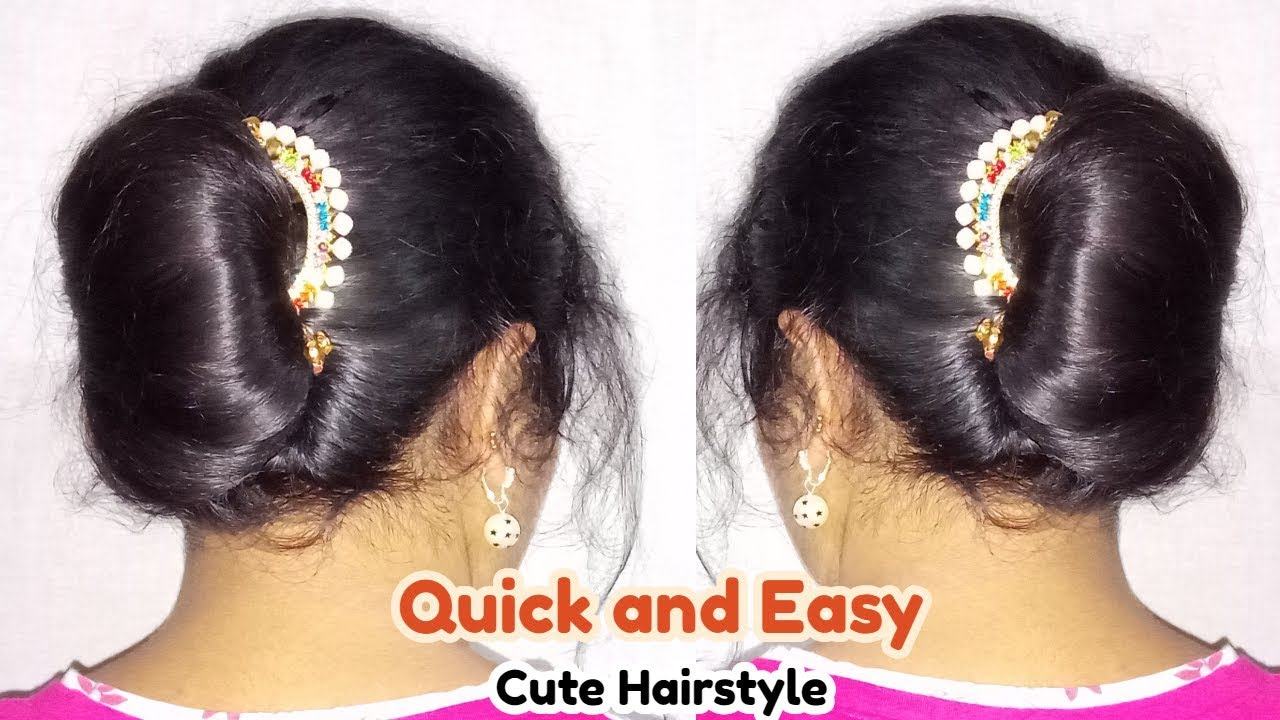 cute hairstyles || hairstyles for long hair || prom hairstyles || hairstyle || simple hairstyle 11
