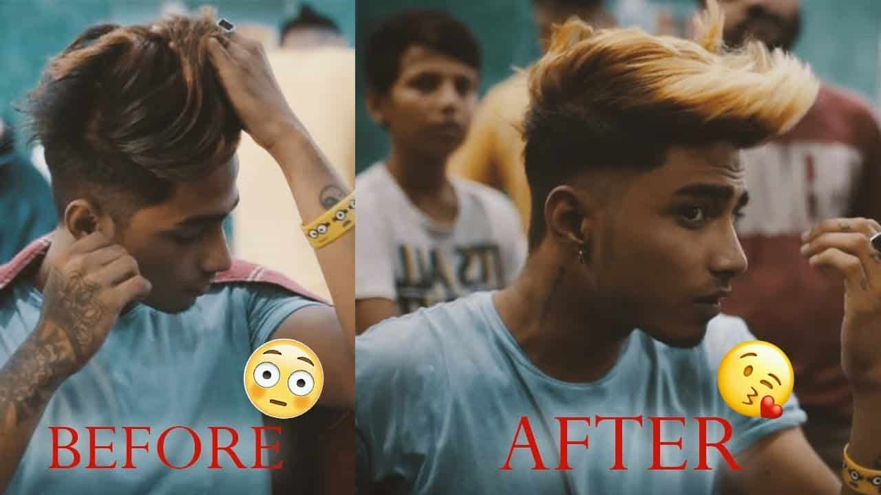 Mens 2018 Hair Color | Men's Hairstyle | Bharat Sharma 6
