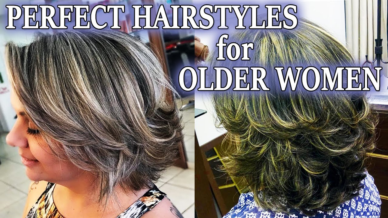 Perfect Hairstyles for Older Women - Hair Styles & Haircuts Older Women Fine Hair 1