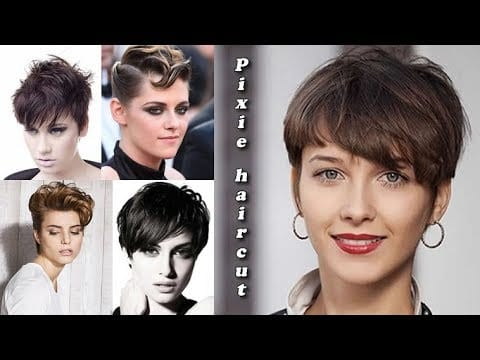 Pixie haircut ideas for women with short hair preference 5