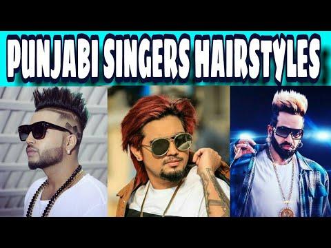 Punjabi singer hairstyle | akay, jazzy b, harman cheema, sukhe haircut | nagar hairstyle 3