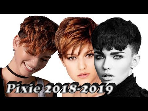 The most beautiful Pixie hair styles ever for women wearing short hair 12