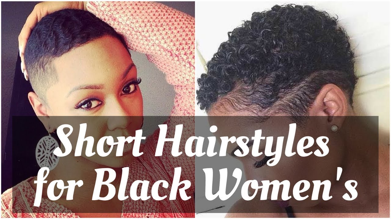 Fresh Short Natural Hairstyles for Black Women 2018 13