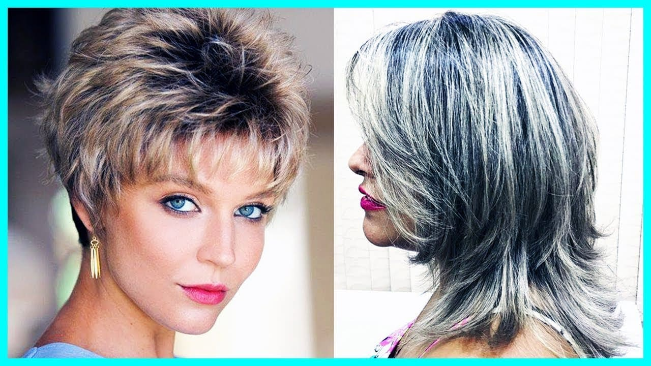 Haircuts for Older Women with Thin Hair - Haircuts & Hairstyles for Thin Hair Older Women 12