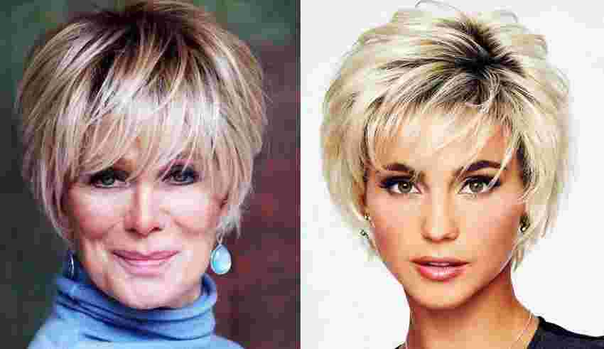 Hairstyles For Women Over 60 That Make You Look Younger Haircuts