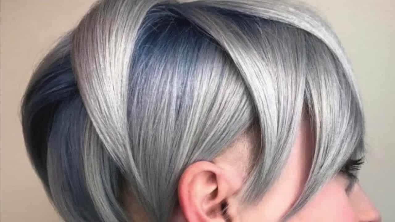 Short haircut for women 2019 13