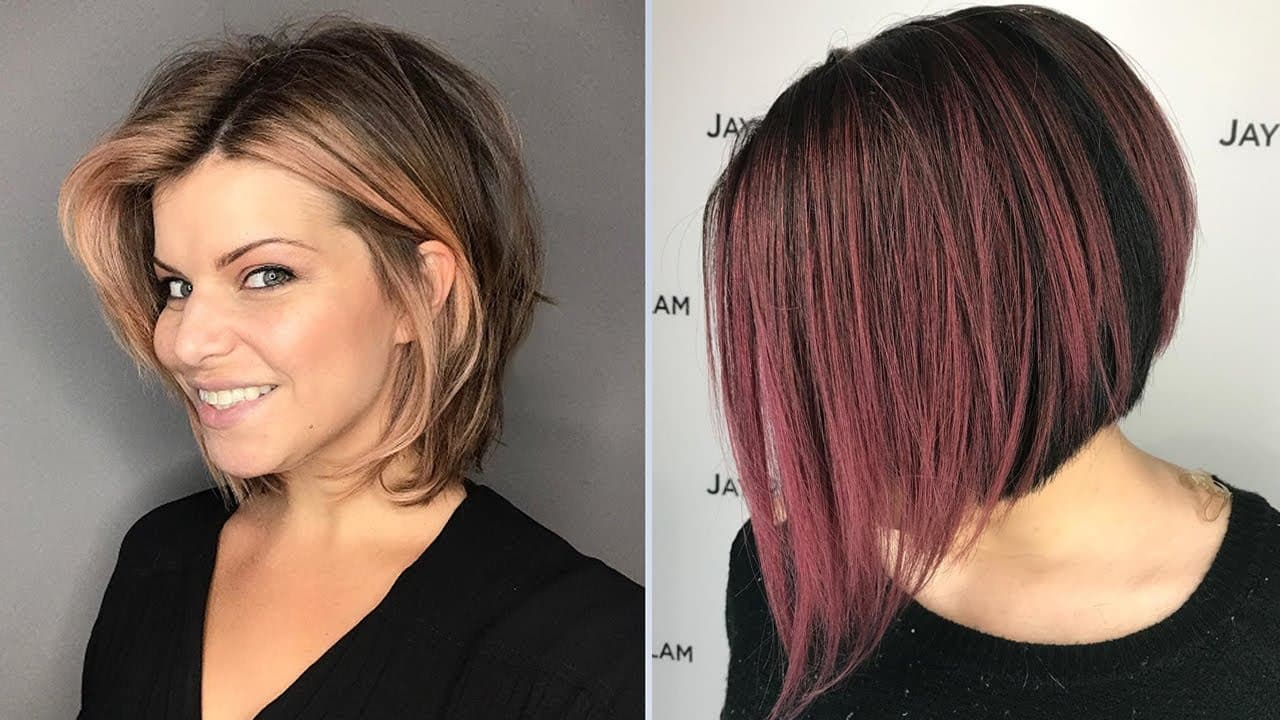 Spring Bob Haircuts for Women - Bob Hairstyles for Spring - Women's Haircuts for Short Hair Ideas 13