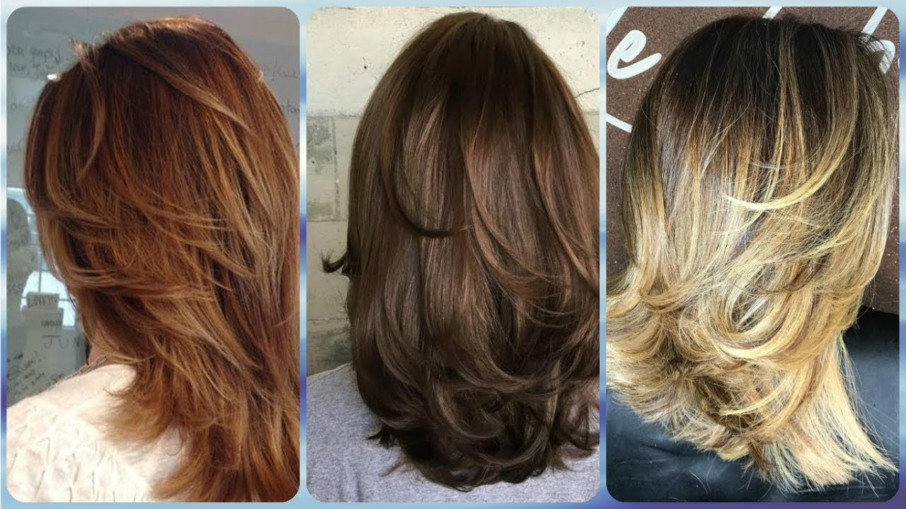 20 Hottest Ideas For Trendy Layered Haircuts For Medium