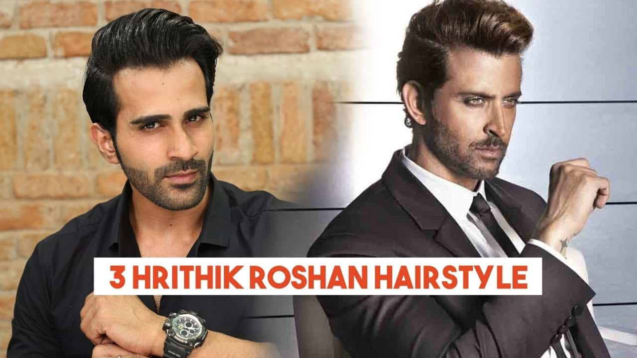 3 Hrithik Roshan Hairstyle Tutorial | AskMen India 12