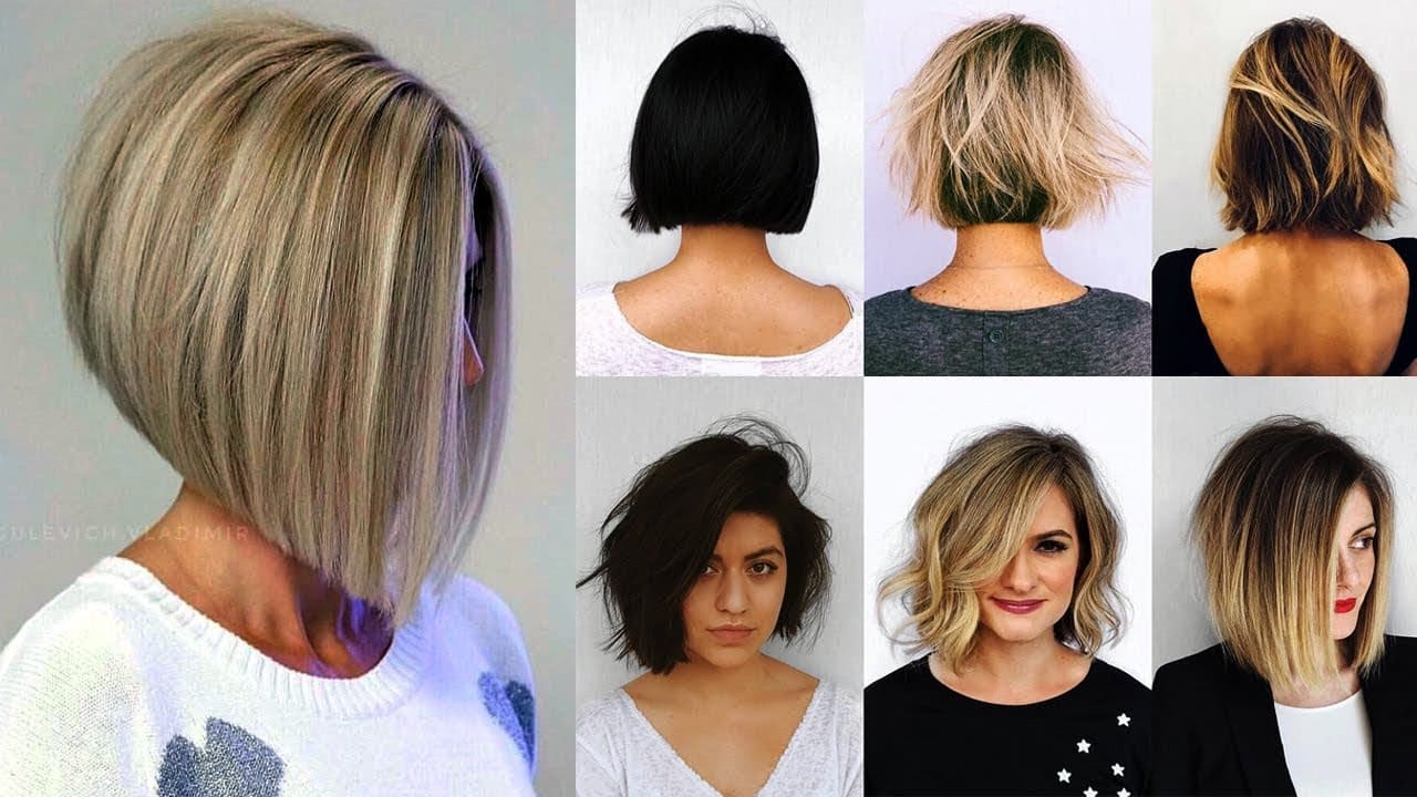 Bob Hairstyles for Summer - Summer Bob Haircuts for Women - Summer Hair Cutting Style 3