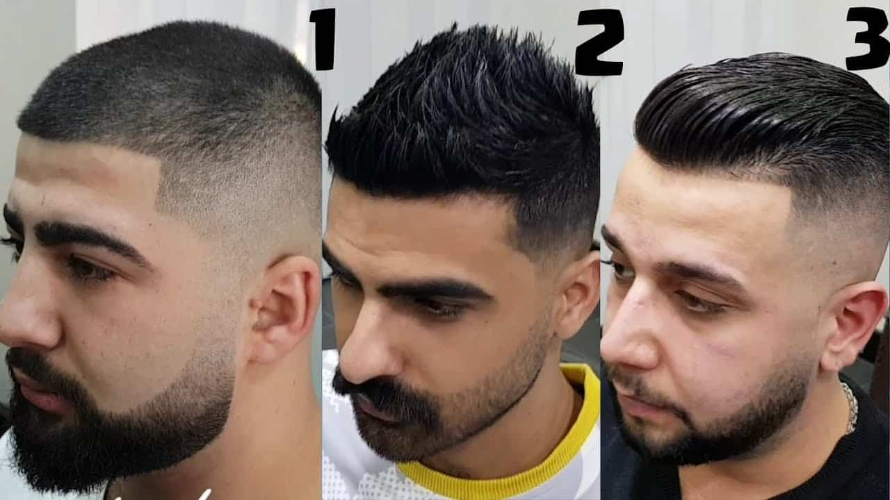 Mens Haircuts Mens Hairstyles Mens Fashion Transformation 2018 #1 14