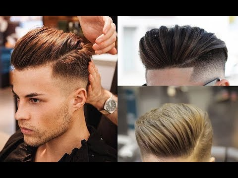Men's New Trendy, Cool and Sexy Hairstyles Video 2018 4