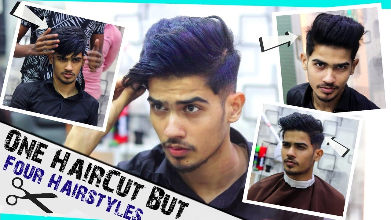 PERFECT HairCut For DIFFERENT Hairstyles for Men 11