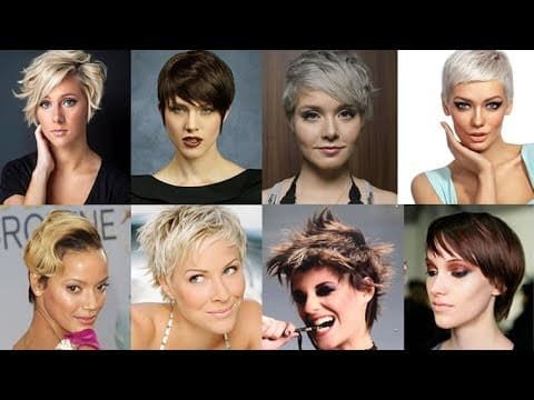 50+ Very short & Pixie haircut ideas for ladies 13