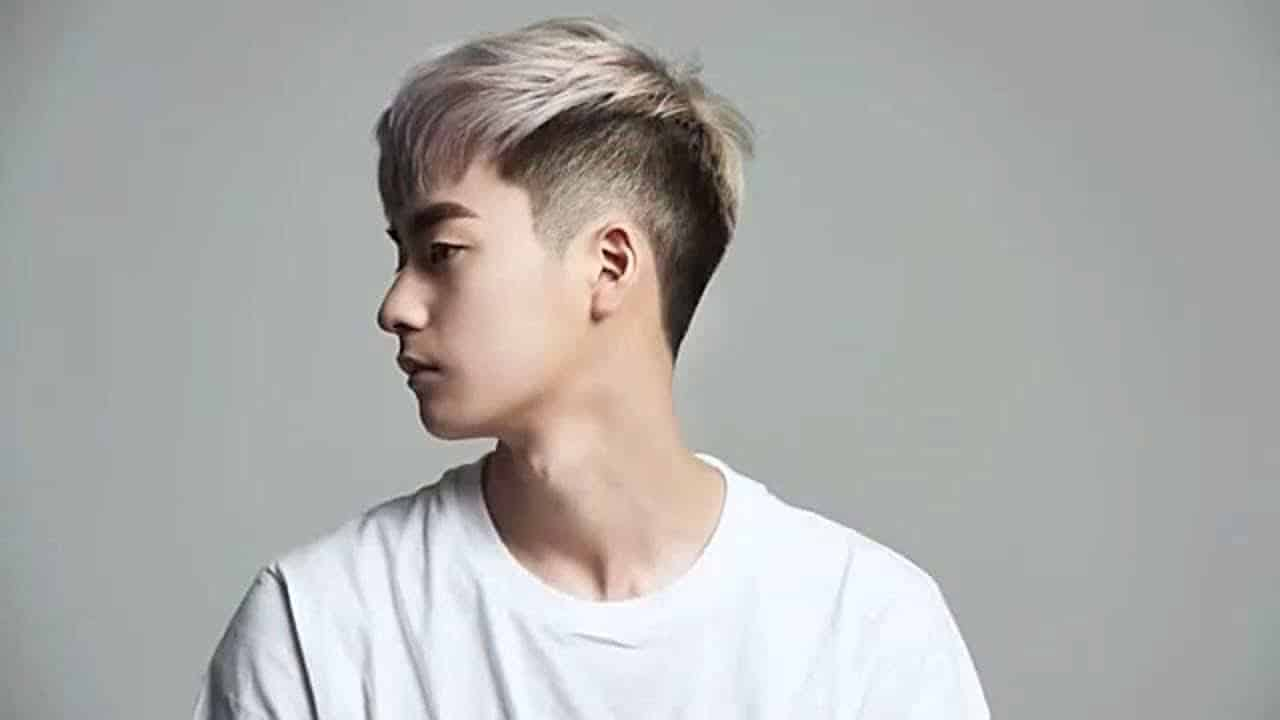 Asian Haircut and Hairstyle: Men's Short Hairstyle 14