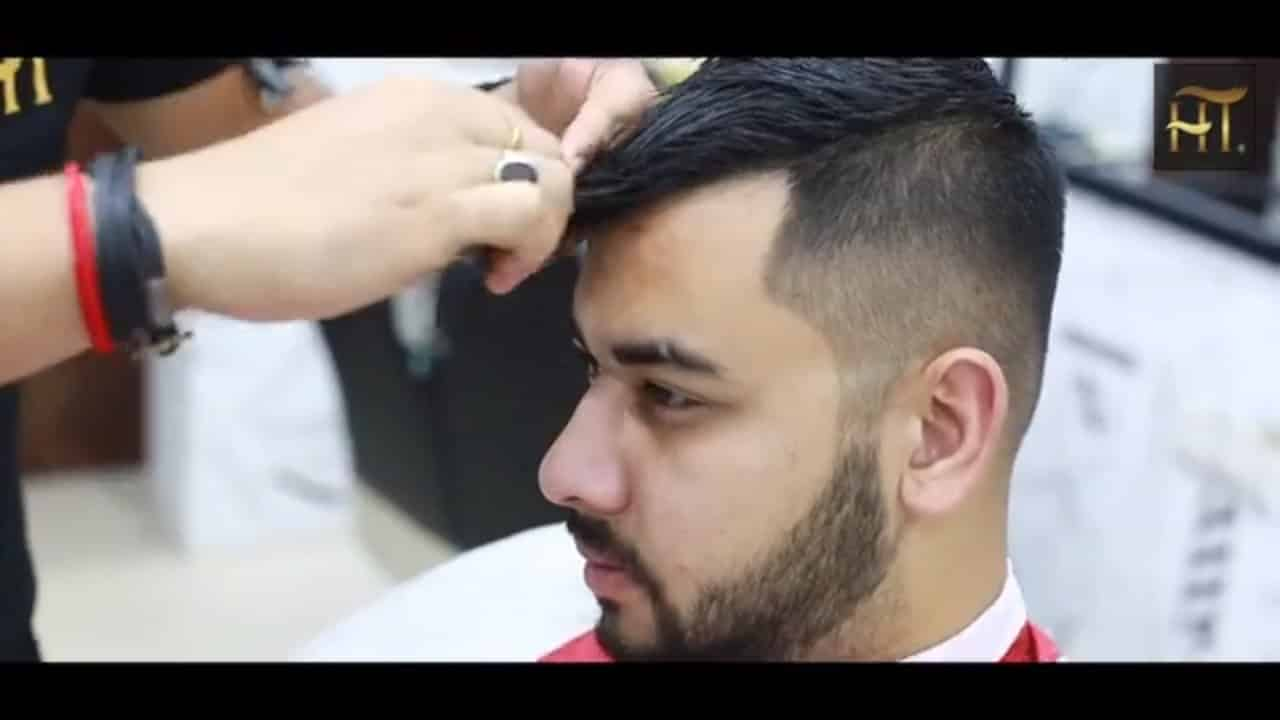 Men's New Stunning Hairstyles 2018 13