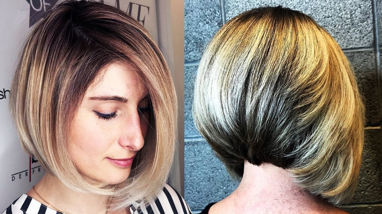47 Bob Haircut Trends and Bob Hairstyles Are Trending for 2018 & 2019 Vidal Sassoon Haircut Women 14