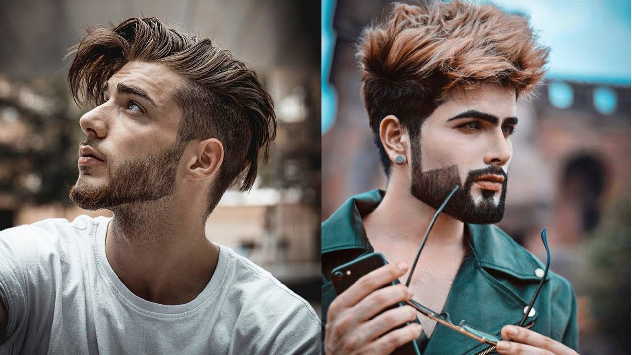 Mens Hairstyles 2019 Short: Cool Short Hairstyles For Men 2019