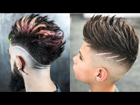 CORTES DE PELO HOMBRES 2018 2019 / HAIRCUTS FOR MEN 15