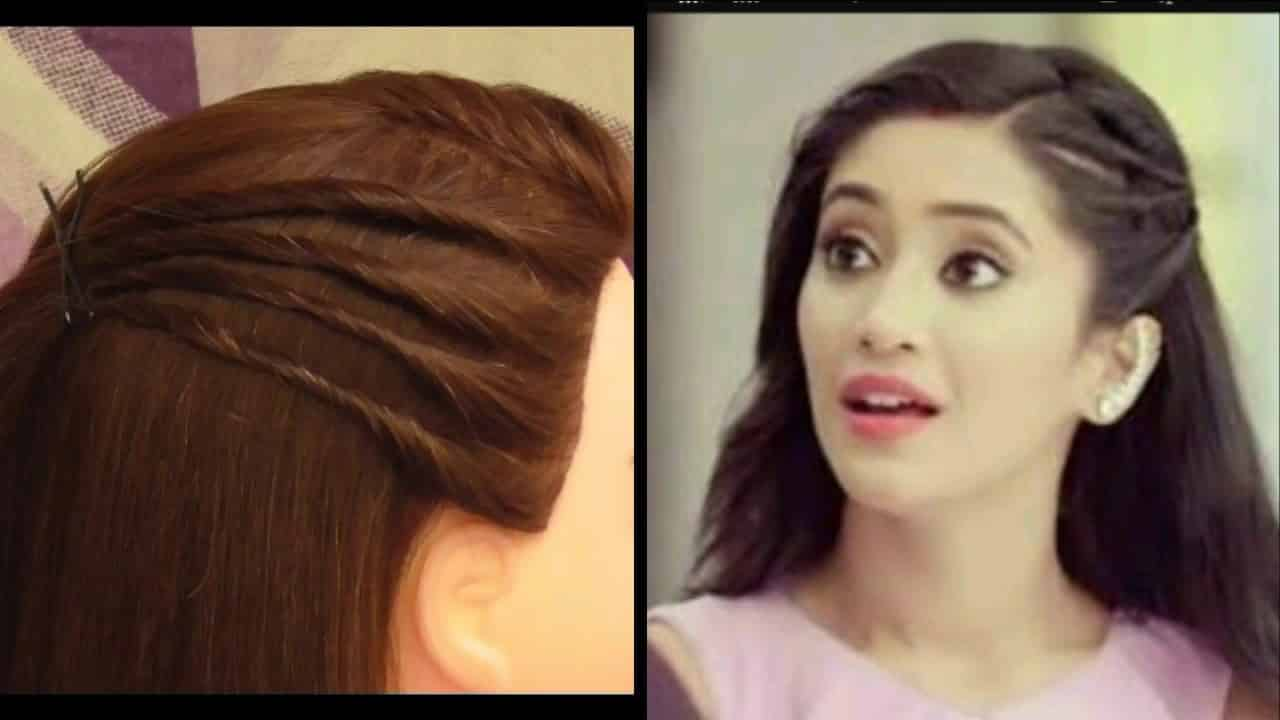 EASY EVERYDAY COLLEGE HAIRSTYLE FOR GIRLS INSPIRED BY NAIRA  AWESOME OUTGOING GIRLS HAIRSTYLE 11