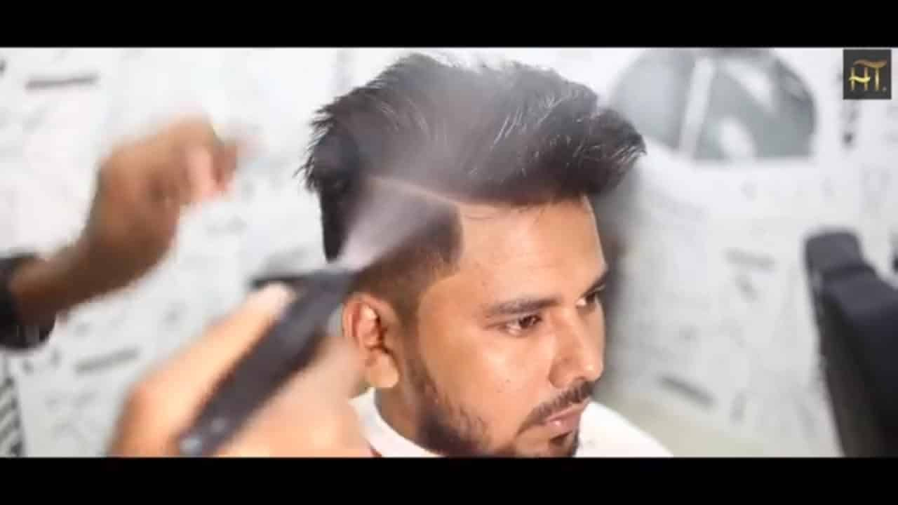 HOW TO DO A SIMPLE HAIRCUT FOR MEN 12