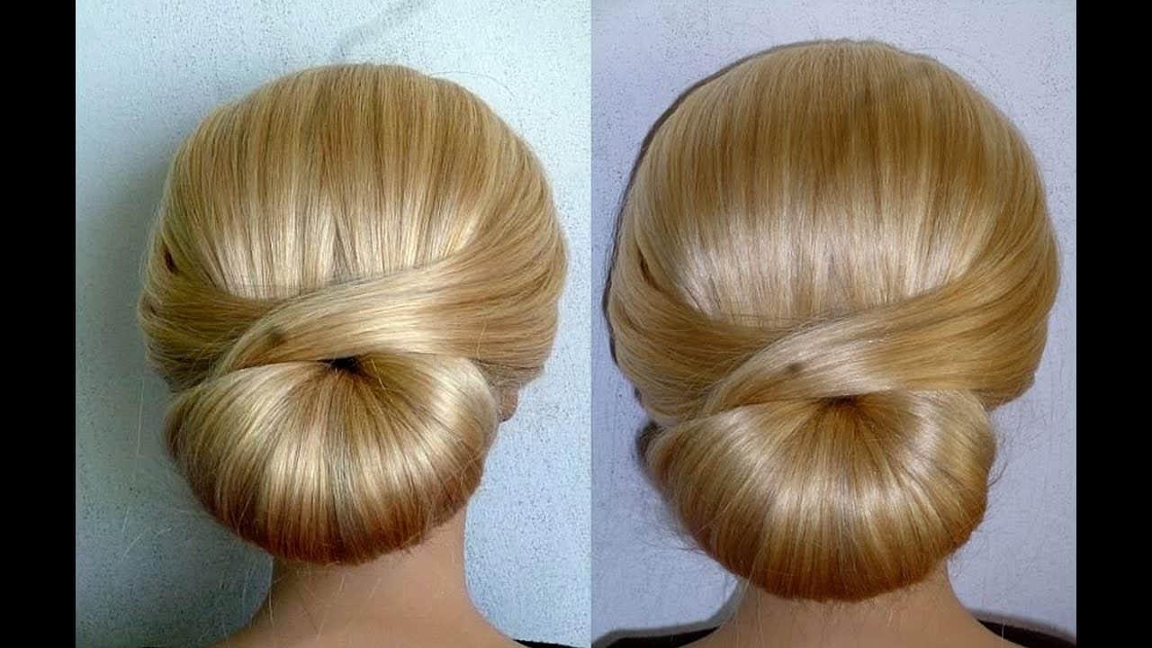 Schick, schnell und einfach. Frisuren zum selber machen in 2 Minuten. Easy Hairstyles. Peinados 11