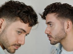 CURLY FRINGE UNDERCUT Men's Hairstyle 2019 | Men's Haircut | Alex Costa 10