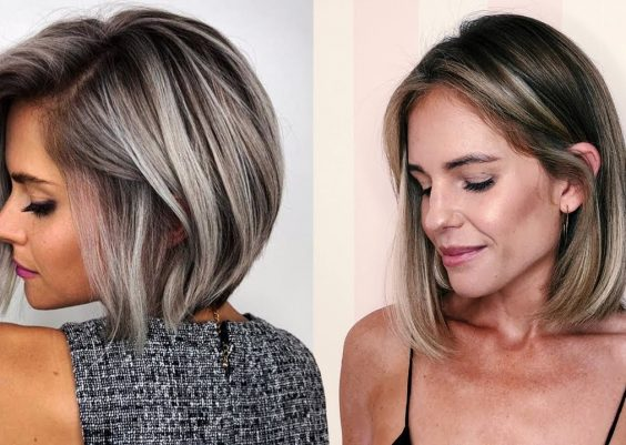 Goddess Bob Hairstyles 2019 - Bob Haircuts for Women 2019 Inspiration 12