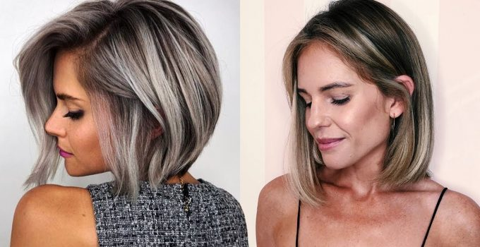 Goddess Bob Hairstyles 2019 - Bob Haircuts for Women 2019 Inspiration 2